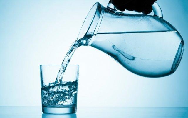 Вода, під час тренувань